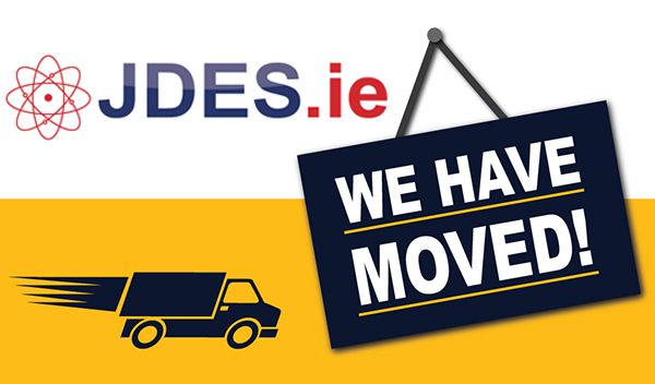 JDES Office Relocated to Finglas Business Centre